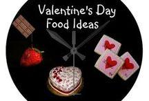*** VALENTINE'S DAY FOOD / by Dandy Mariella