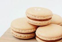 macaroons? macarons! / by Tara Borger