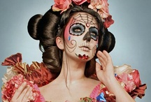 ❤Happy Halloween !!❤ / Fashion and Beauty to Halloween !  / by bridal fashion