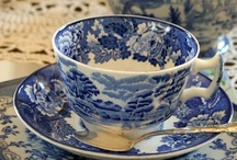Tea Time! / Cups, teas, treats