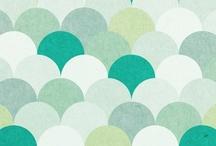 {patterns) / by Julia Triplett