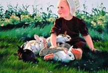 ART - Amish simplicity / All things Amish - paintings, articles, photos, etc.