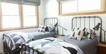 Boy Bedroom- Modern / Modern Boy Bedroom, Industrial Boy Room, Boys Bedrooms, Little Boy Room