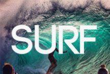 Surf ✯ / by BANG+STRIKE
