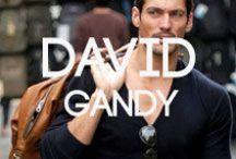 David Gandy / by BANG+STRIKE