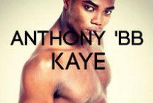 Anthony 'BB' Kaye / #anthonykaye #hotmen #malemodel #banglads / by BANG+STRIKE