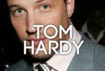 Tom Hardy  / by BANG+STRIKE