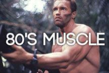 80's Muscle Pin-Ups / Muscle men from the 70's and 80's