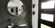 Entry, Hallways & Stairs / Modern, Vintage, and Mid Century Entryways, Hallways, and Stairs