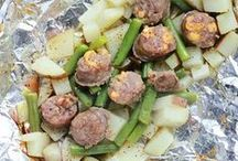 Camping Recipes / Pack your bags, coolers, and head out into the great outdoors!  / by OneSweetAppetite.com