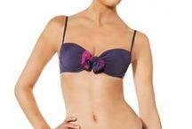 Stunning swimwear - Maillots de bain / Beautiful bathing suits from top lingerie brands like Aubade. Bring on summer! Des magnifiques maillots de bain de grandes marques comme Aubade. Vive l'été!