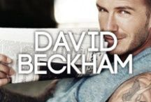 David Beckham / #DavidBeckham / by BANG+STRIKE