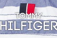 Tommy Hilfiger At BANG+STRIKE / From vintage Tommy to the latest styles, check out our Pinterest Board in honour of the all-American brand Tommy Hilfiger