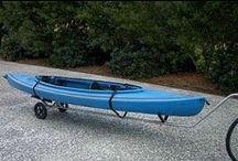 kayak stuff / by Tara Borger