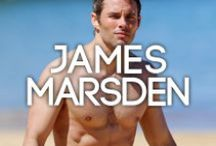 James Marsden / #JamesMarsden  / by BANG+STRIKE