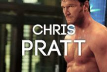 Chris Pratt / Guardian of the Galaxy and Super CoolBoy, it's Chris Pratt!