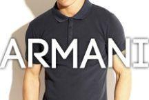 Armani Menswear at BANG+STRIKE