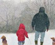 ART - Winter Wonderland / Winter scenes, fine art and photography