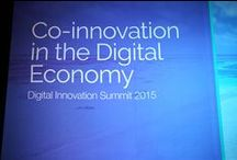 Digital Innovation Summit 2015 / Co-innovation in the Digital Economy Feb 25th - 27th, 2015 Cancun, Mexico