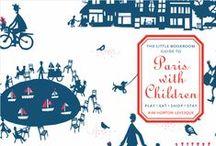 Paris Trip 2015 / planning a baby-friendly trip to Paris for August! / by Julia Triplett