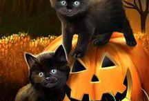 ART of Halloween / Halloween scenes by various artists