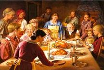 ART of Giving Thanks / Thanksgiving in the arts