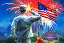 ART - America, America / Patriotic images - fine art and photography
