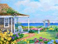 ART - New England / Art that captures my very favorite place to visit, New England