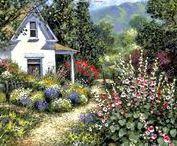 ARTIST - McNaughton, Jon / Landscapes, impressionistic