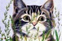 ARTIST - Mortimer, Anne / Cats