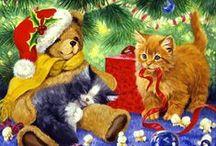 ARTIST - Picken, Linda / Cats