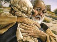 ARTIST - Swindle, Liz Lemon / Liz Lemon Swindle's paintings of Jesus and New Testament scenes
