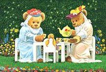 ART - Hugable Teddy Bears