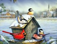 ART - Feathered Friends