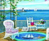ART - Inviting porches