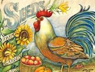 ART - Roosters