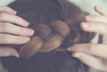 Hair Tricks. / I dare you to not get bored with your hair. / by Jaclyn Emma Seabrooke