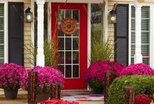 DETAILS: The DOOR / by Terri Davis Art + Design