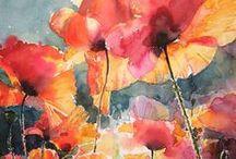 watercolors / by Jessica Johannesen