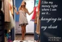 i like my money | where i see it / ...hanging in my closet