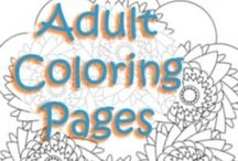 CRAFTS--Coloring Pages