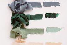 nuancier * palette * colors!