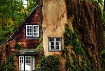 Cottage Obsession / Lovely cottages, tiny hideaways, and other cozy abodes