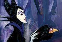 Maleficent / Best. villain. EVER.