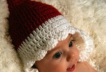 Crochet Holiday: hats, decorations