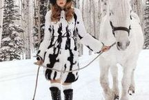 Russian Costumes & Fashion / Traditional Russian costumes, clothes and high fashion.