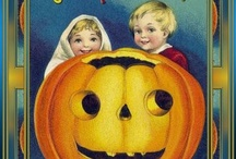 Halloween / by Sally Tripp