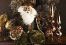Christmas Santas / by Beth Robey