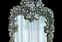 Mirror Mirror.......:·.*♥~♥ / by ✿⊱Tricia ♥·:*¨¨*:·♥ Wood ✿⊱