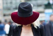 Hat looks
